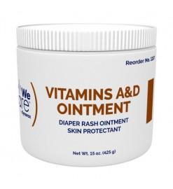 Vitamin A&D Ointment 15 oz. Jar